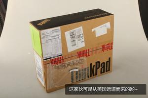 ThinkPad最轻薄机型!全国首曝X1开箱