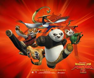 功夫熊猫蓝精灵 Android热门电影壁纸