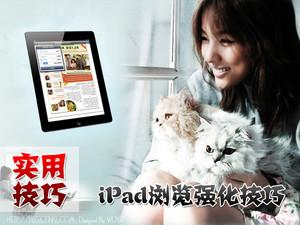 强化浏览器体验!iPad网页浏览新技巧