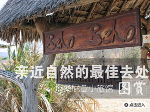 亲近自然的最佳去处:坦桑尼亚小旅馆