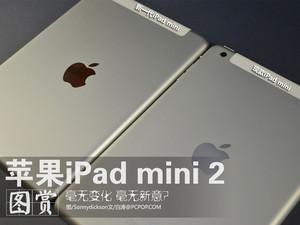 苹果iPad mini2真机图赏!外观无变化