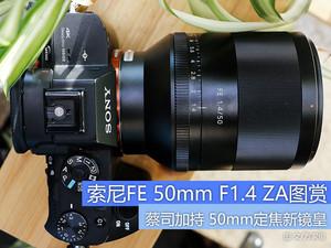 50定新镜皇 索尼FE 50mm F1.4 ZA图赏