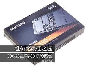 性价比最佳之选 500GB三星960 EVO图赏