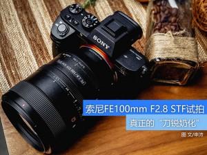 真刀锐奶化 索尼FE100mm F2.8 STF试拍