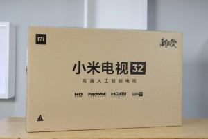 小米电视4A 32英寸首发开箱图集 最便宜的小米电视
