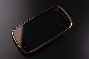 Android2.2智能机 摩托罗拉XT800图赏