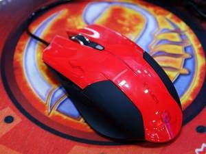 低调的奢华 E-blue游戏鼠标闪亮登场