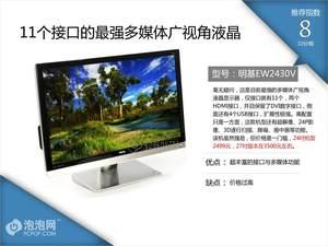 玩的就是高端 六款多媒体LCD读图快选