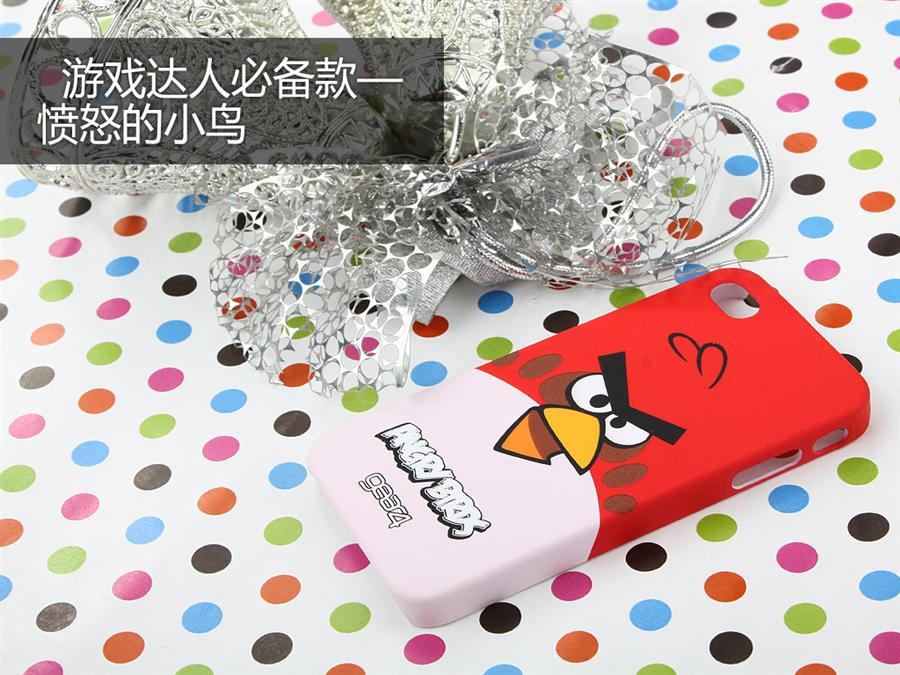 可爱动物造型mp5 哪个牌子好价格壳 一样玩转iphone4; 可爱动物造型