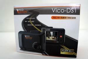 1080P高清!VICO-DS1行车记录仪开箱