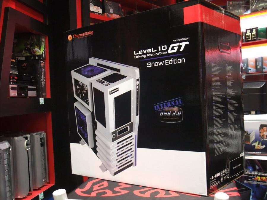 两千元级王者!实拍Level 10 GT Snow