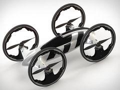 上天入地的遥控飞车:B the flying car