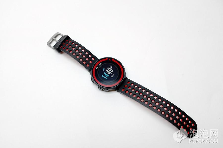 专业GPS手表 Garmin forerunner 220开箱