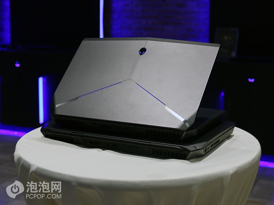 薄20% 2015款Alienware 15/17真机图赏