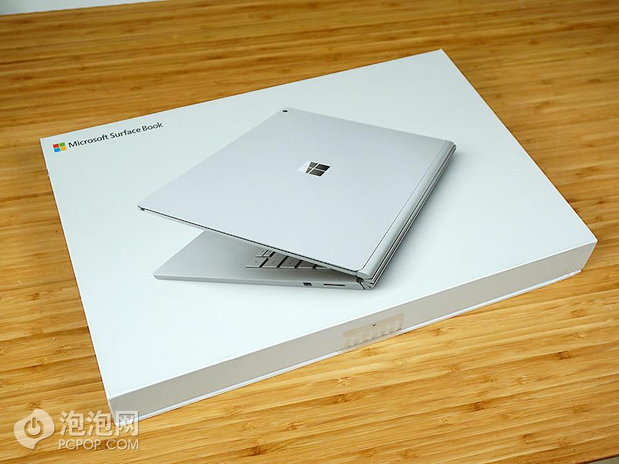 微软Surface Book国行版开箱图赏