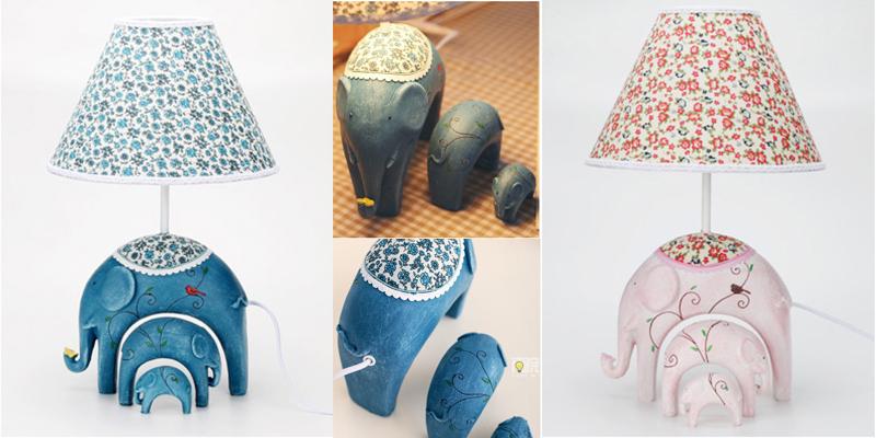 三只小象可以单独摆开,还可以当做把玩的小玩意儿.