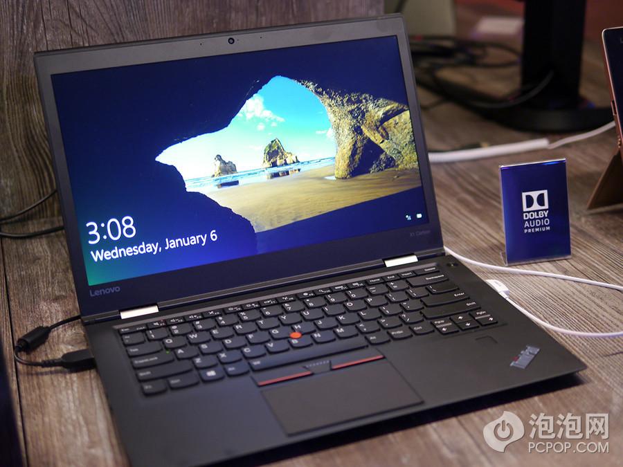 联想ThinkPad X1 Carbon真机图赏