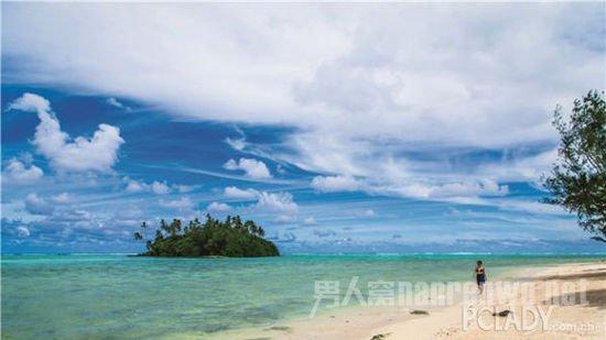 新西兰库克群岛之旅