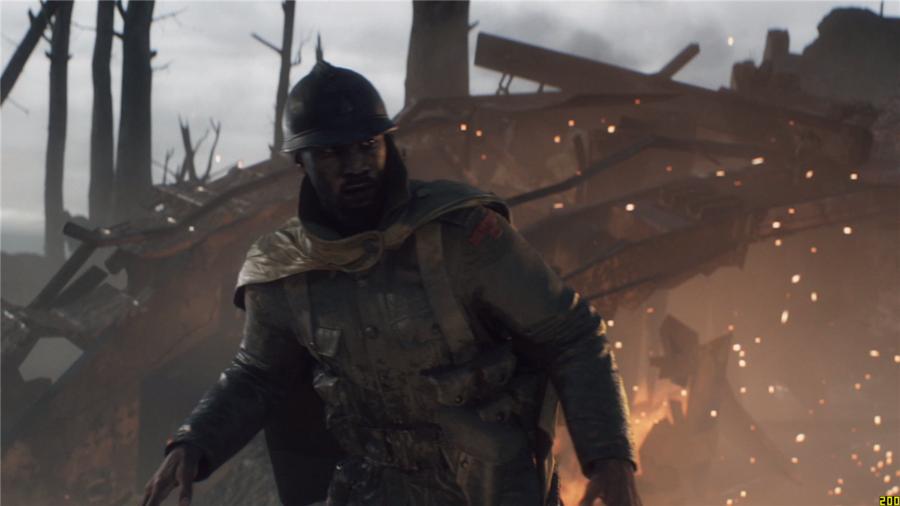小钢炮畅游一战战场 战地1游戏初体验图片图片