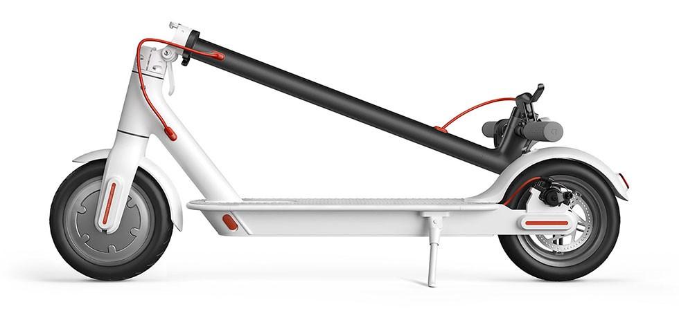 学长的第一次:小米电动滑板车体验评