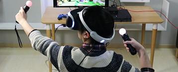 回归儿时的快乐感动 索尼PS VR体验有感