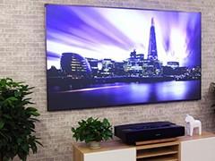 达人专栏丨22999元极米激光无屏电视,给你传统智能电视无法体验的观感