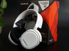 达人专栏丨可出街的游戏耳机 赛睿Arctis 3评测首发!