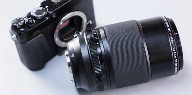 焦外美还带光学防抖 富士XF 80mm F2.8微距镜头评测