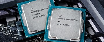 超频后的i3-7350K 单线程性能比肩旗舰产品!