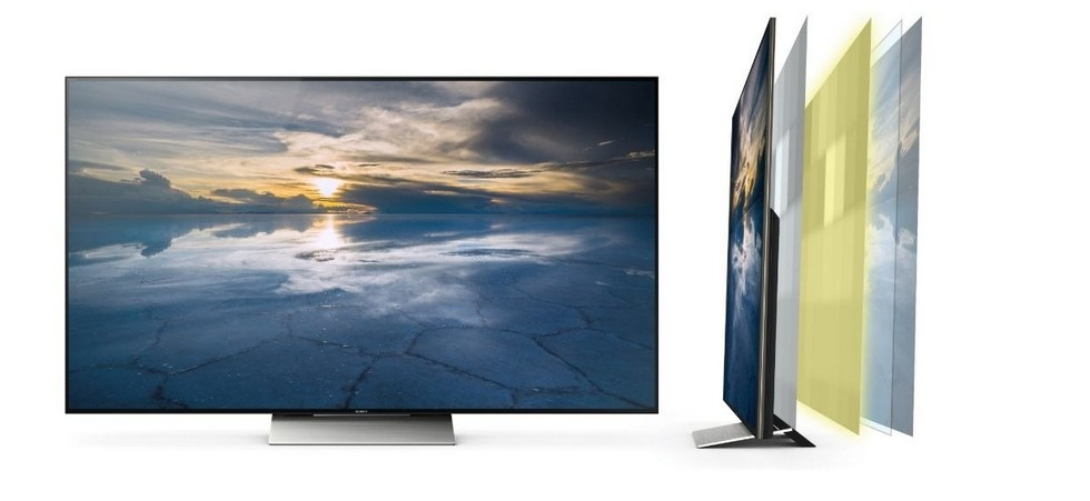 4.9mm媲美OLED 液晶电视为什么能这么薄