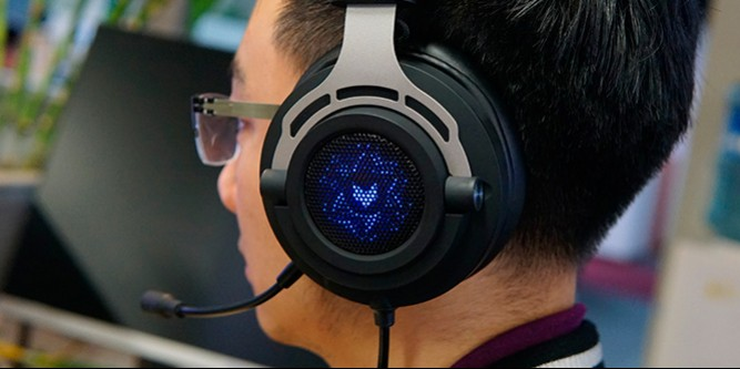 百元级吃鸡利器 雷柏VH150游戏耳机体验