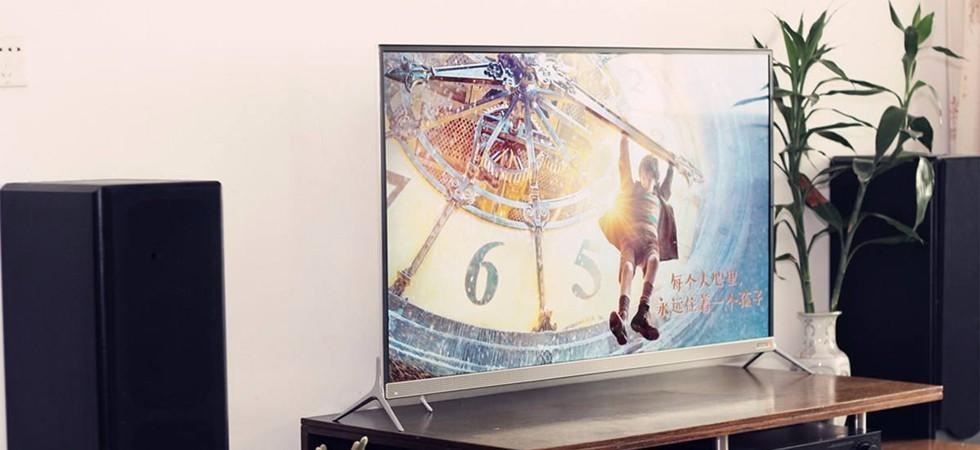 剁手直通车:50英寸4K智能电视仅2598元