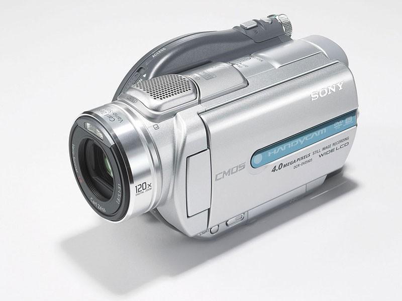 索尼DCR DVD905E图片2