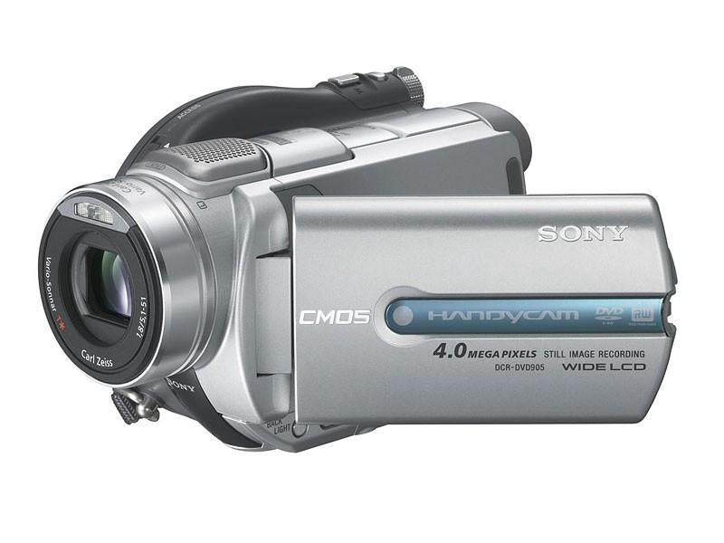 索尼DCR DVD905E图片10