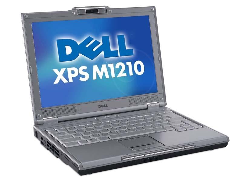 戴尔XPS M 1210 1.66GHz 80 GB DVD刻录 笔