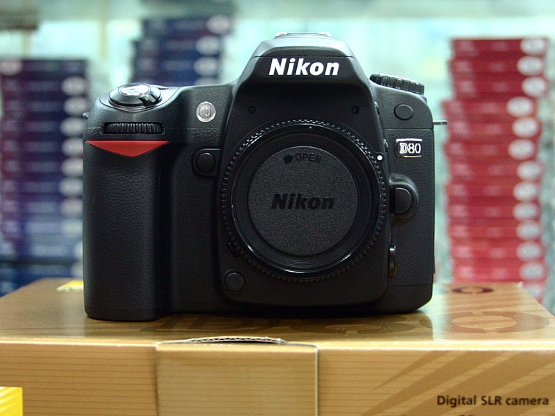 尼康D80图片41