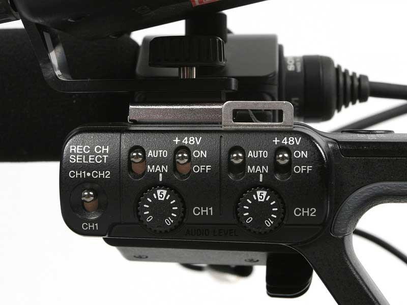 索尼HVR V1C图片5