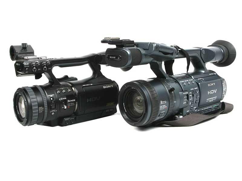 索尼HVR V1C图片6