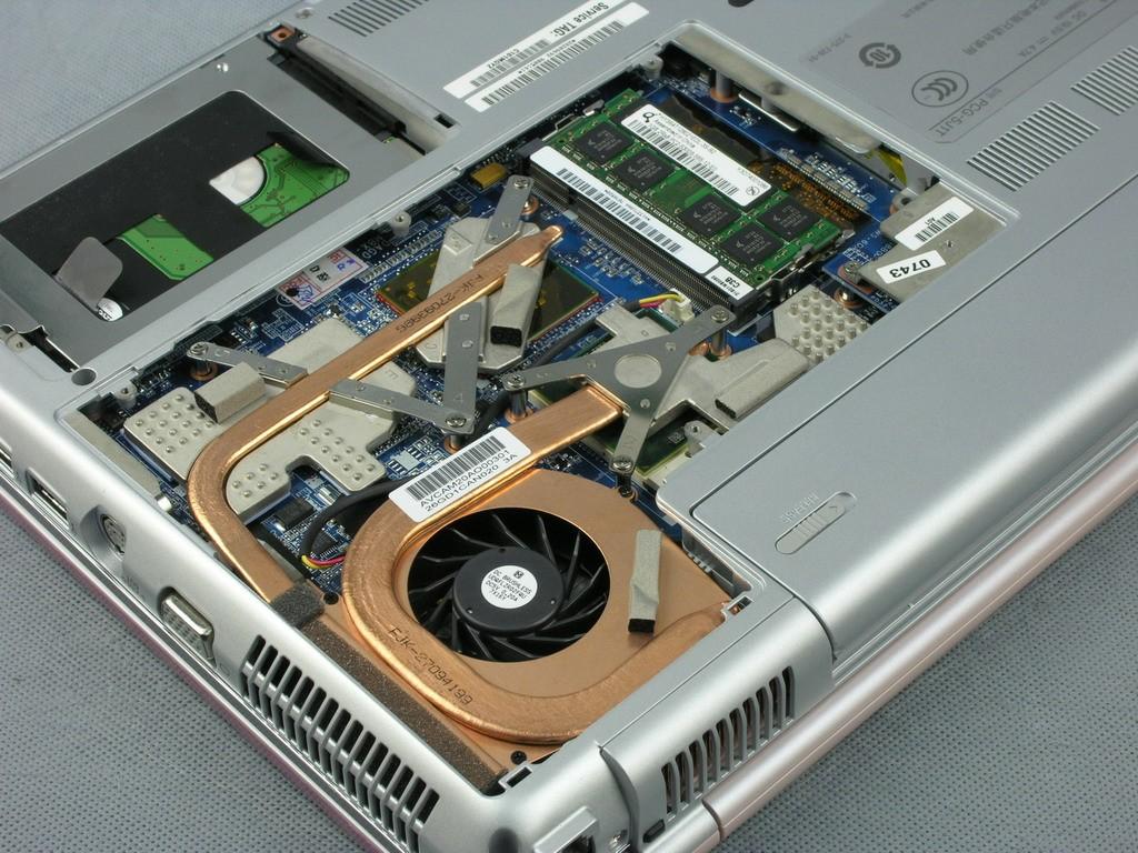 索尼VGN CR23 B图片28