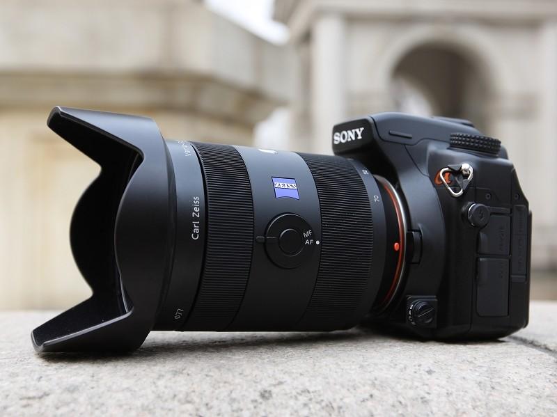 索尼Vario-Sonnar T* 24-70mm F2.8 ZA SSM镜