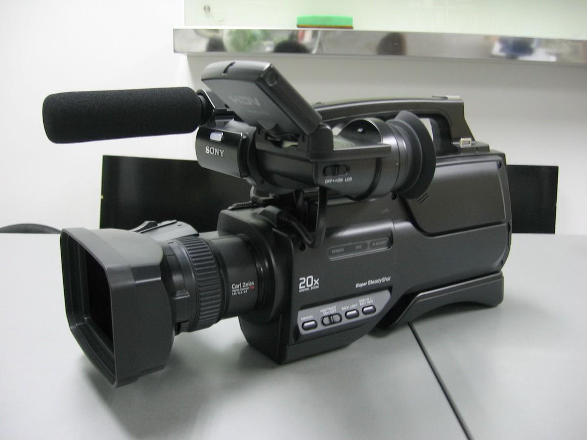 索尼HVR HD1000C图片2