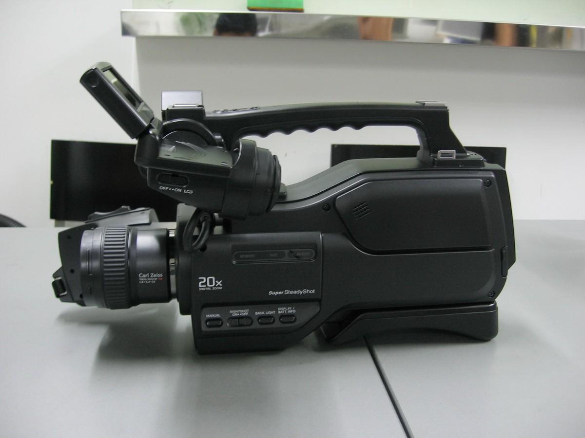 索尼HVR HD1000C图片6