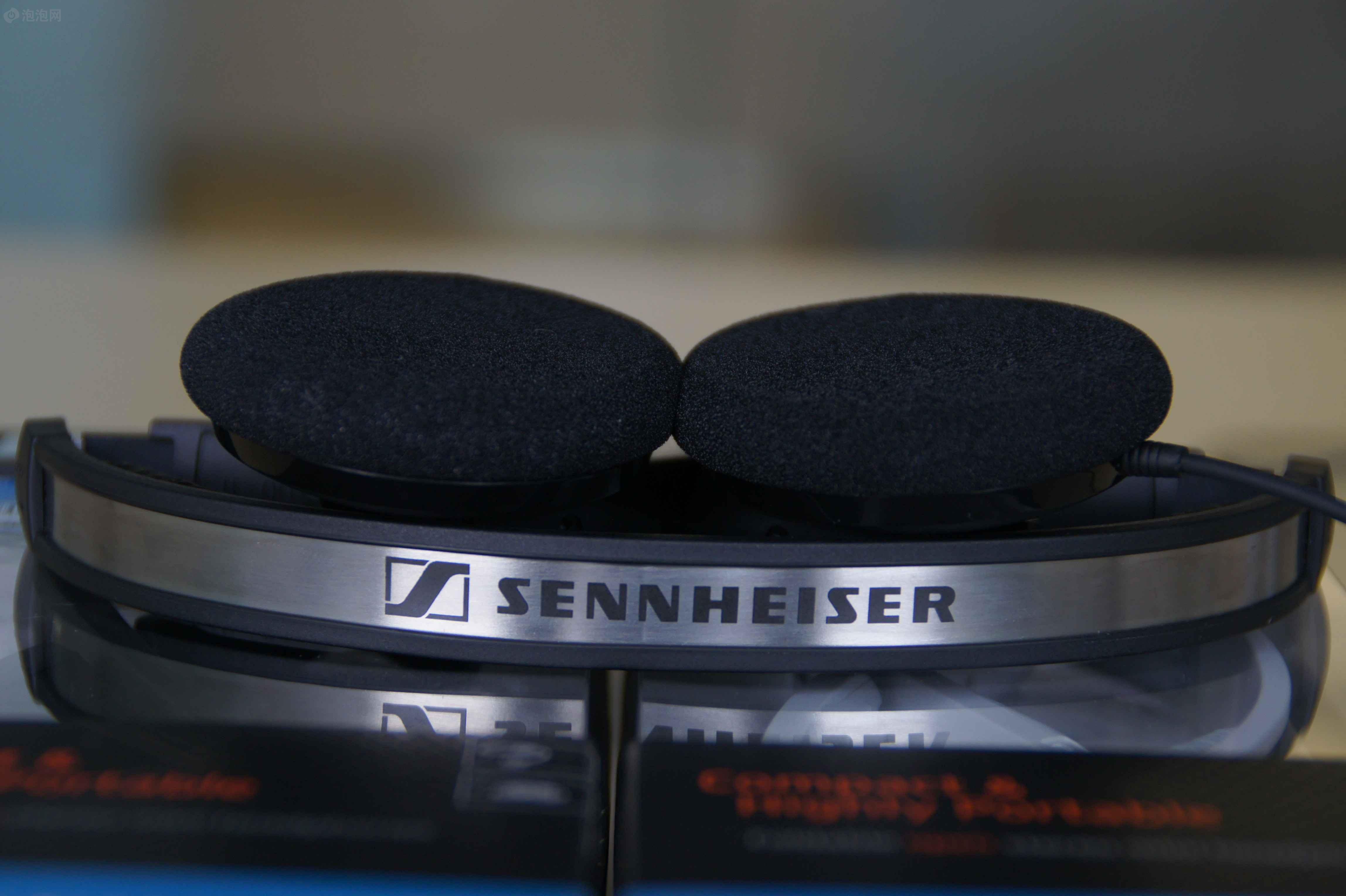 森海塞尔sennheiser px100-ii 头戴式(黑色)图片36