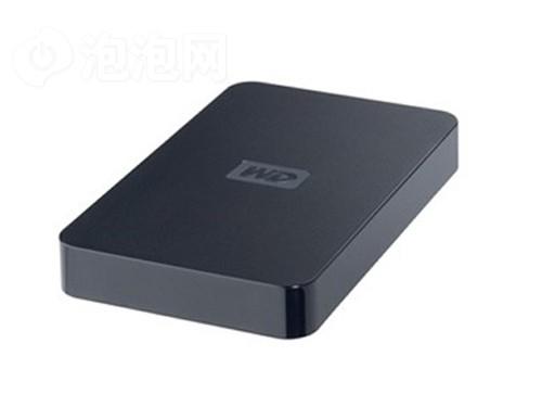 西部数据(WD)WD Elements(2.5英寸/500G WDBAAR5000ABK)移动硬盘
