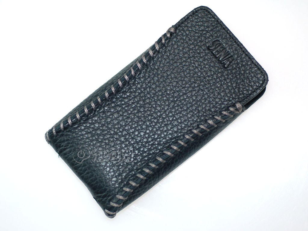 sena sarach 手工缝线直插系列 iphone4 保护套(白色)图片10
