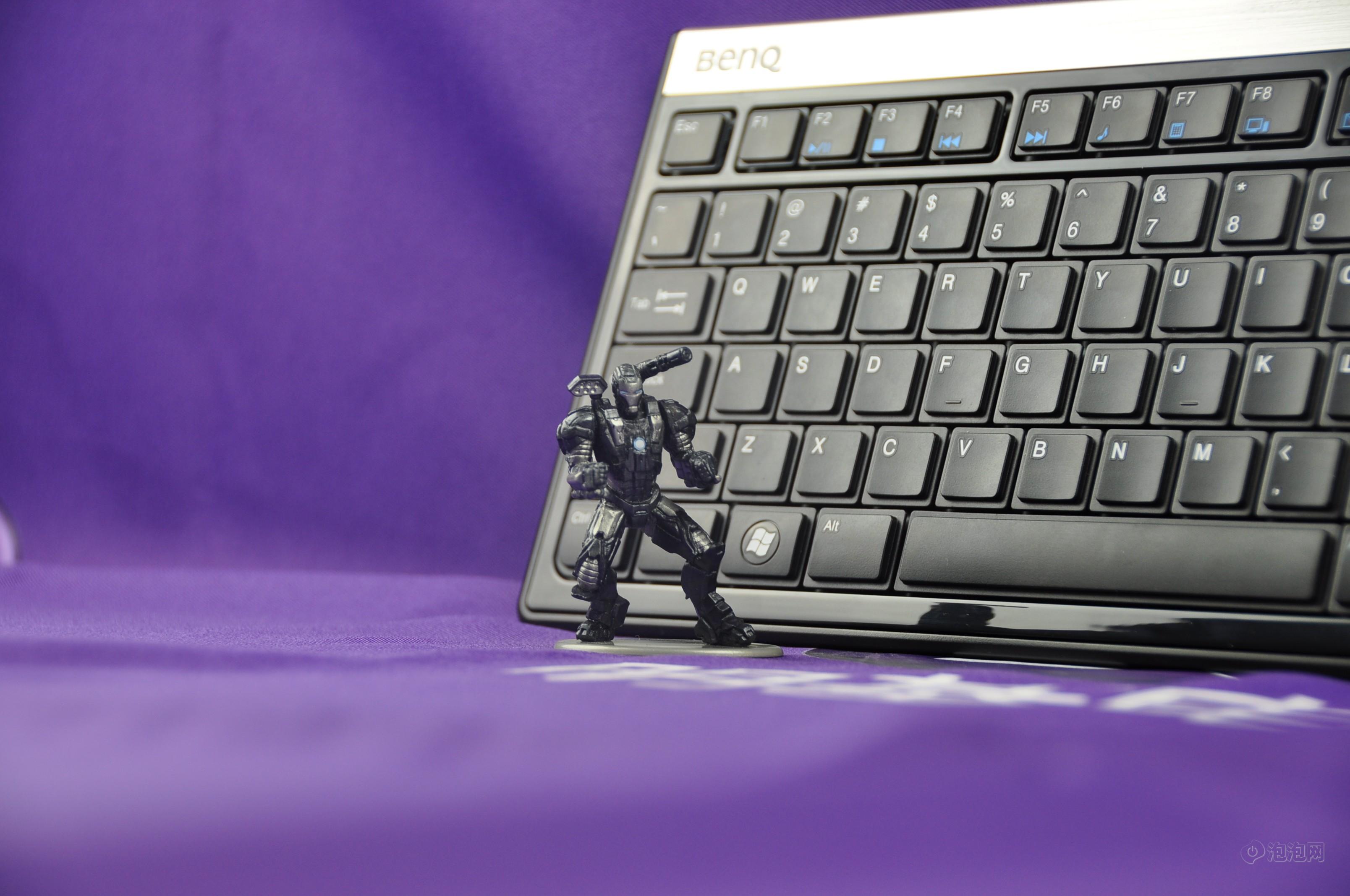 明基KX800精钢侠键盘原图 高清图片 KX800精钢侠图片 ...