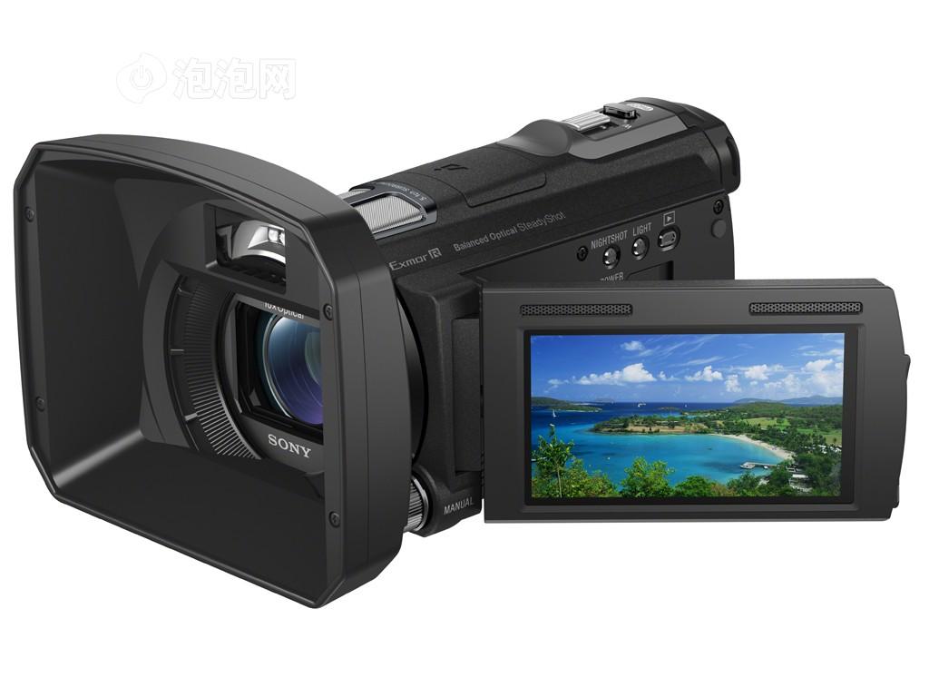 索尼HDR CX760E外观图片12
