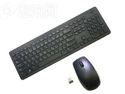 查看戴尔km632 无线键盘鼠标套装大图