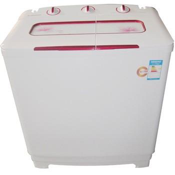 半自动双缸洗衣机;;