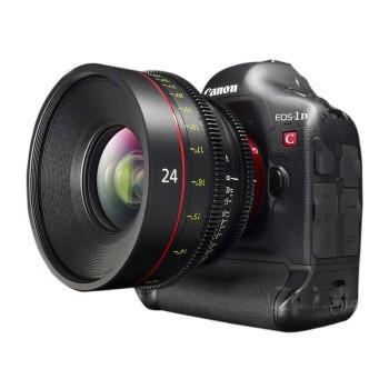 佳能 EOS 1DC 电影机 4K画质1 DC 单反顶端画质 佳能专业机摄像机